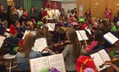 Symonieorkest Bloembollenstreek Pepernoteninstuif Juso 2018