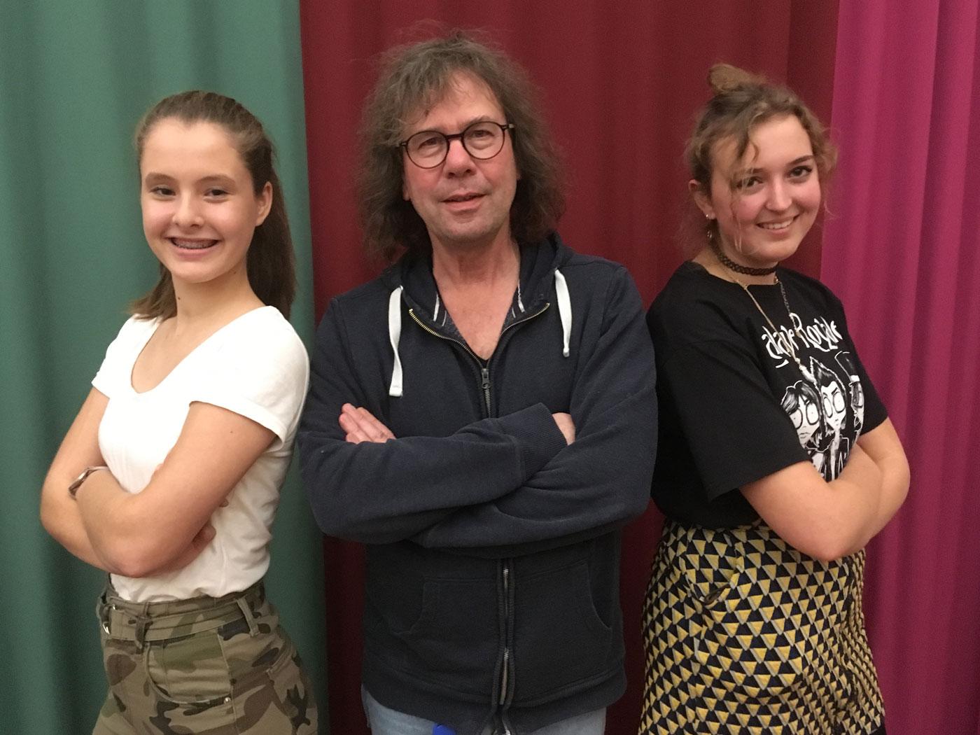 2018 12 16 Interview Jo Dirigent Erik Waerts Symfonieorkest Bloembollenstreek