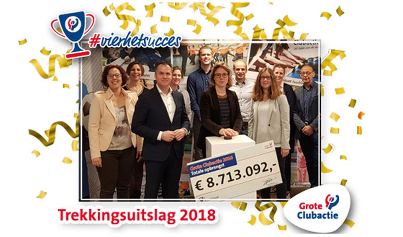 2018 12 20 Uitslag Grote Clubactie Symfonieorkest Bloembollenstreek