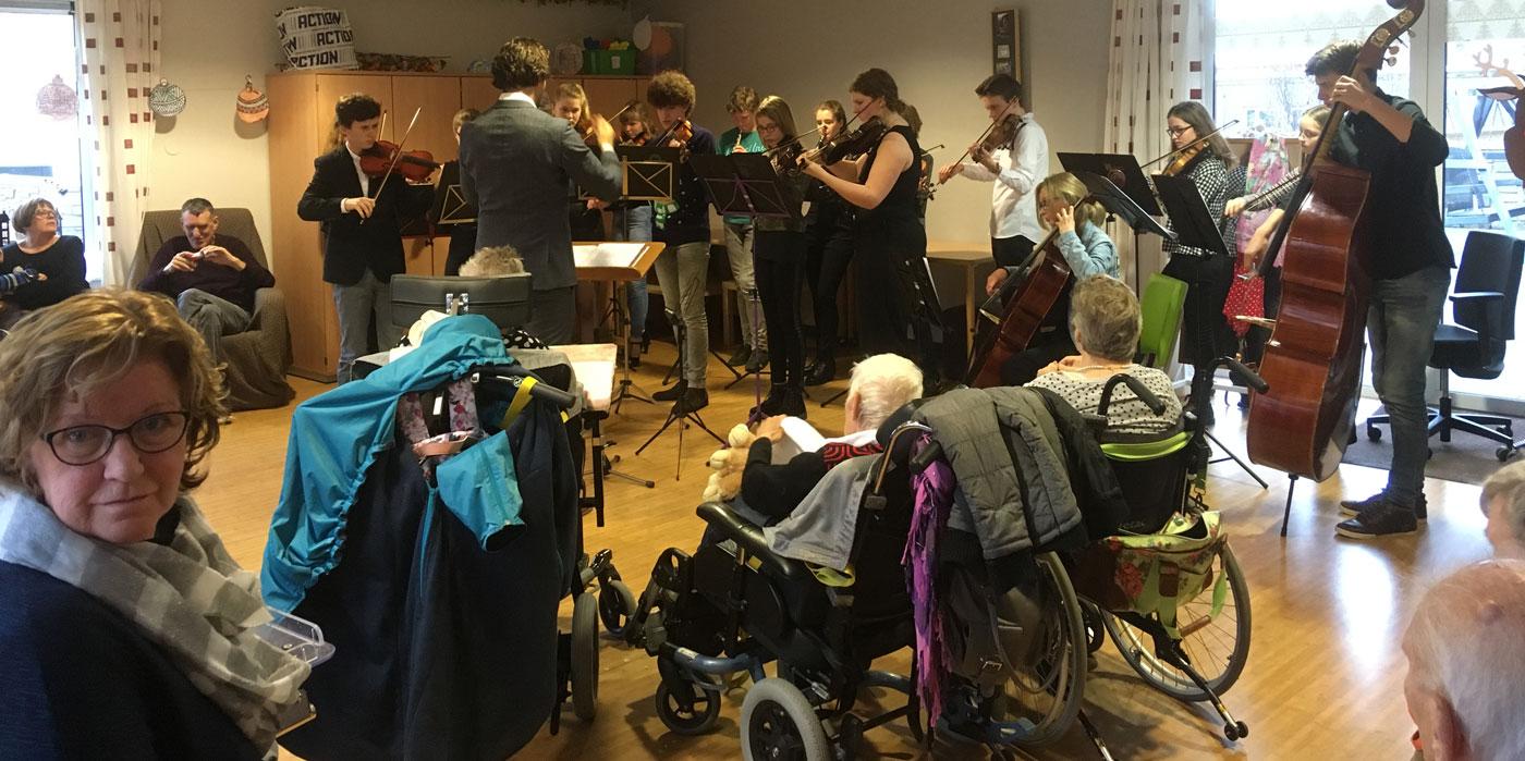 Concert Fantastisoos Jo En Juso Symfonieorkest Bloembollenstreek