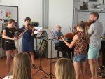 2019 06 29 Vioolkwartet Met Piano Kamermuziekdag Symfonieorkest Bloembollenstreek