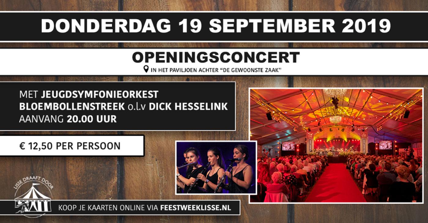 2019 09 19 Jo Harddraverij Concert Lisse Symfonieorkest Bloembollenstreek