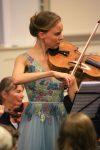 Iteke Wijbenga Altviool Sob Concert 9 November 2019 Symfonieorkest Bloembollenstreek