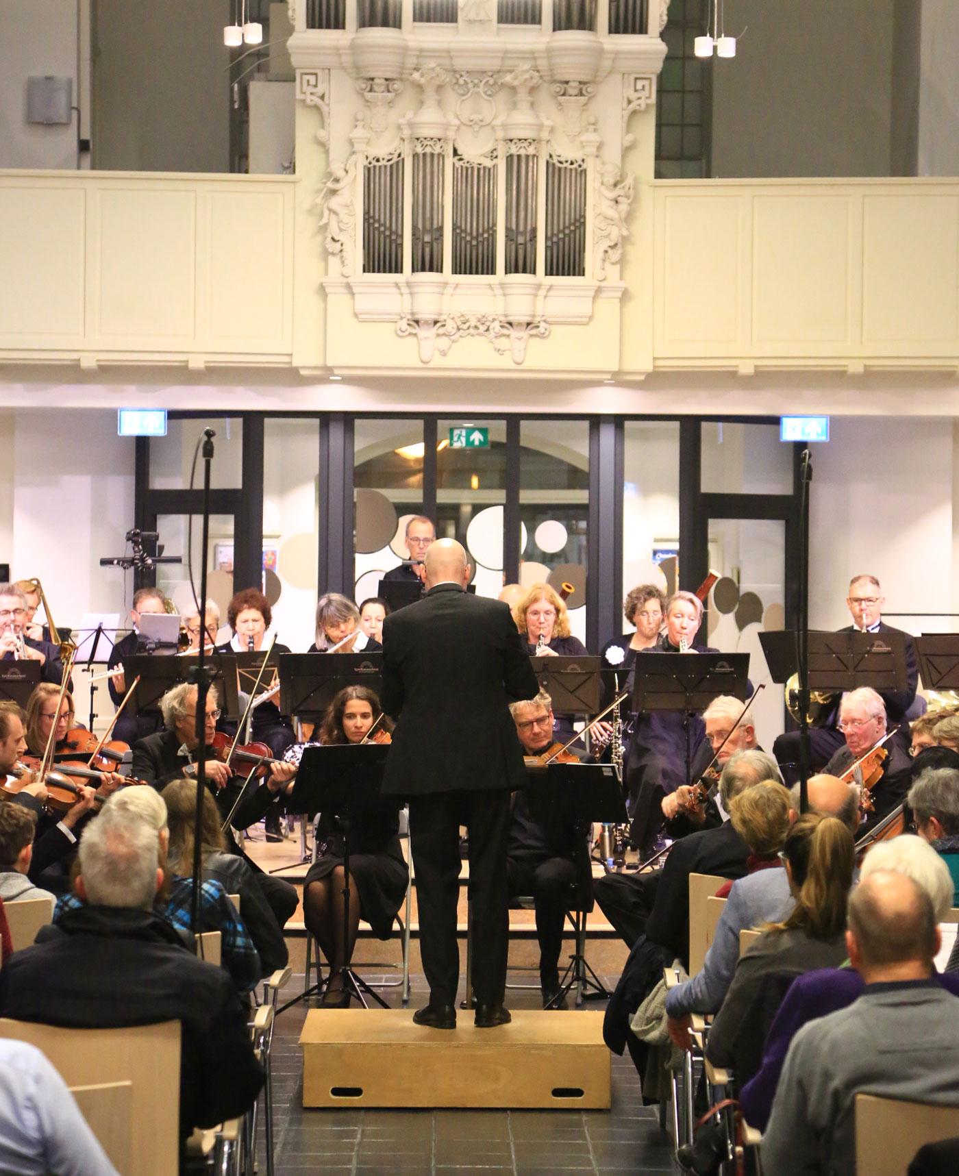 Sob Concert 9 November 2019 Symfonieorkest Bloembollenstreek