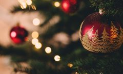 Kerstgroet 2019 Symfonieorkest Bloembollenstreek